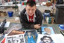 Irish Comic Creators / A list of Irish creators of comic books... This list is likely to be a work-in-progress forever!