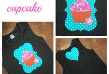 birthday: cupcake party ...