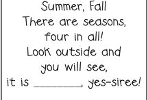 Season and weather