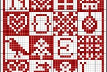 Free Embroidery designs / Embroidery and cross stitch designs