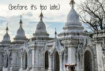 Myanmar Travel Inspiration