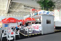booth outdoor