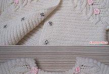 chompas tejidas para niños