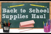 Back To School / Back to school