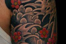 Colour Tattoo Ideas