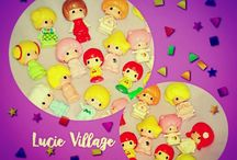 LUCIE VILLAGE (my collect') / ©LauryRow. / https://www.facebook.com/pg/Disneycollecbell%20/photos/?tab=album&album_id=845307198884305