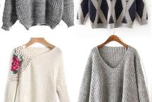 sweater knit me ❤