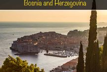 Bosnia and Herzegovina / A board with tons of pins that will help you travel to Bosnia and Herzegovina. From city guides, things to do at the destination, itineraries and so much more. Check these pins to find the best content to help you #travel to #BosniaandHerzegovina .