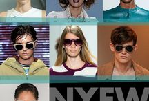 Eyeing Up S/S '15 Trends at NYFW / http://eyecessorizeblog.com/2014/09/eyeing-ss-15-trends-nyfw/ / by Eyecessorize