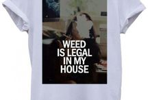 Cannabis Clothes UK / A board dedicated to Cannabis Clothes that can be found in the United Kindom