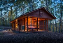 Tiny houses / Cabins / Casitas
