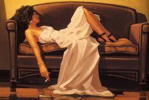 Jack Vettriano / Fabulous pieces of Art