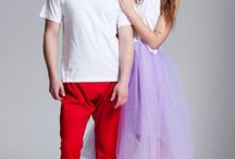 Couple Chic by Vassilis Thom / Couple Chic for S/S 2014 by Vassilis Thom