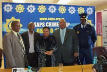 Deputy Minister of Police Visits Hartswater