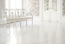 white floor inspiro