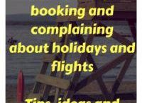Holidays and travel