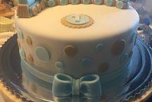 Fondant cake / Birthday cake