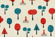 Prints and patterns / by Shauna Farmer
