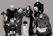 TV; The Addams Family
