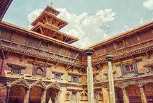 Patan w/ Elo (Népal)