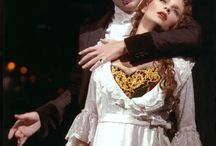 the Phantom of the Opera - Andrew Lloyd webber / Janine Kitzen as Christine Daae