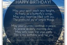 birthday messaged poetry
