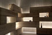 Cabinet, Shelves, Drawer