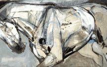 Horses/Paarden paintings / Horses in art