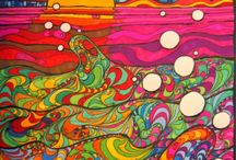 psychedelic art