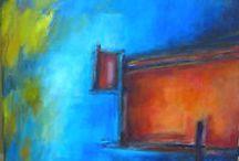 Algunas obras mias / Venta de cuadros en EBay a precios muy ajustados. seudónimo de EBay elpescaitojavier