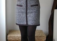 Autumn & winter work outfit
