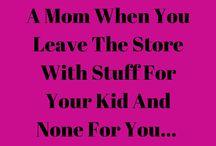 Just Moms...