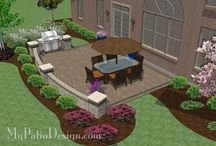 Fire Pits & Patios / by Emily Smith