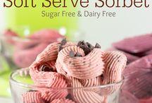 Recipes: Cold Treats / Frozen dessert recipes.