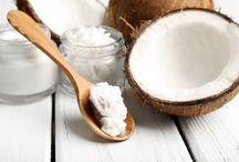 Olej Kokosowy / Ciekawostki i informacje o oleju kokosowym, jego zastosowaniu, właściwościach i innych zaletach.