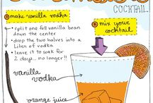 Adult Drinks & DIY's / Alcohol Based Foods & Drinks, DIY for Alcohol, Adult Drinking Games, Useful Information / by Lisa Labelle