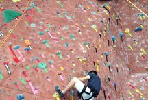Mission Cliff Rock Climbing