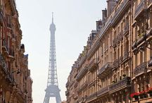 I dream of Paris / by Kathryn (Kitty) Wenke