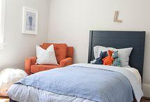 Bedrooms / by Samantha Seddon