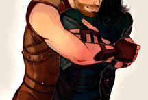 Avengers, Iron Man, Thor (But mostly Loki) etc.