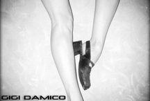 GIGI DAMICO Unique Italian Shoes