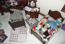 DOLL BEDS