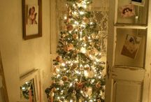 Shabby Chic Christmas  / by Rebecca Quigly