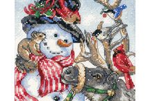 Dimensions Gold Collection kits / Cross stitch kits produced by Dimensions