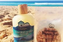 Bathe / Drench your skin in Hawaiian oils and cleansing botanicals with Bubble Shack's array of handmade, Hawaiian soaps and washes.