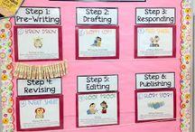 Writing process chart / Writing