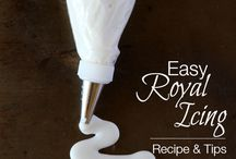 Royal icing recipes