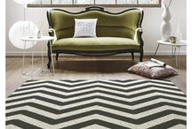 Chevron Teppiche / Teppiche mit Zick-Zack Mustern für modernes und klassisches Wohnen.