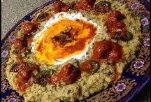 Afghani recept