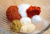 DIY Seasonings & Mixes